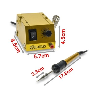 Micro Soldering Station Gold